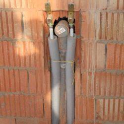 Водопровод + канализация